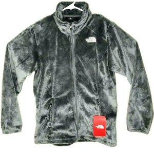 The North Face Mid Grey Osolita Jacket Girls XL